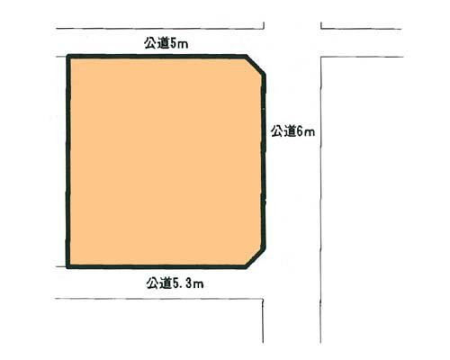 北葛飾郡松伏町 JR武蔵野線南越谷駅の売事業用地画像(1)