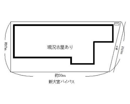 さいたま市桜区 JR武蔵野線西浦和駅の売事業用地画像(1)