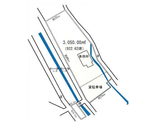 東松山市 東武東上線東松山駅の売事業用地画像(1)