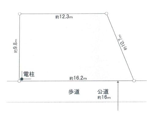 さいたま市西区 JR川越線西大宮駅の売事業用地画像(1)