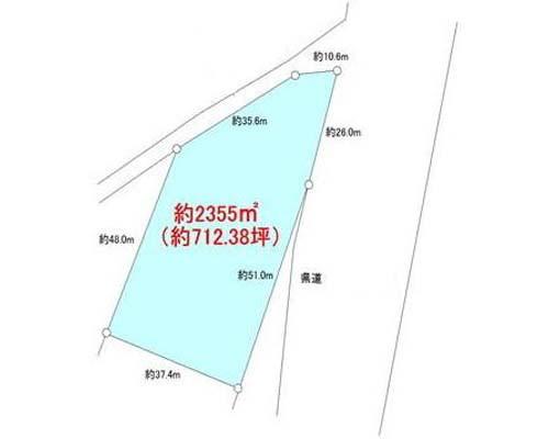 東松山市 JR高崎線吹上駅の売事業用地画像(1)