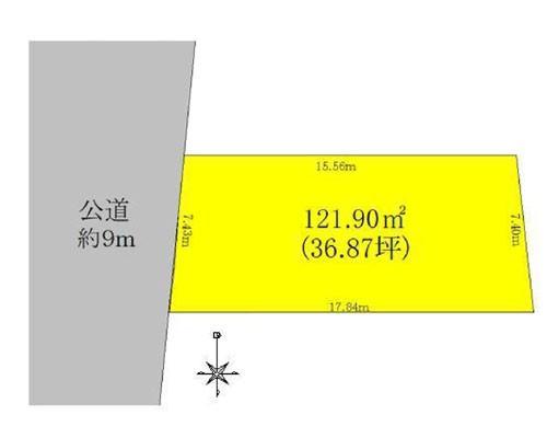 志木市 東武東上線志木駅の売事業用地画像(1)