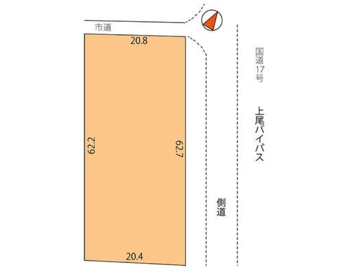 さいたま市西区 JR高崎線宮原駅の売事業用地画像(1)