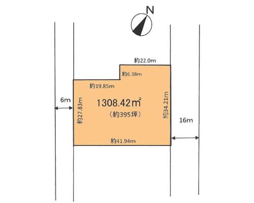 加須市 JR東北本線栗橋駅の売事業用地画像(1)