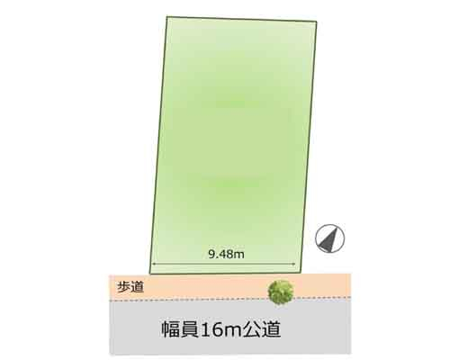 所沢市 西武池袋線所沢駅の売事業用地画像(1)
