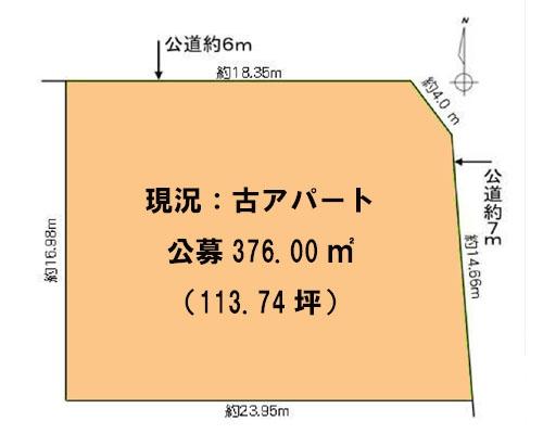 東松山市 東武東上線高坂駅の売事業用地画像(1)