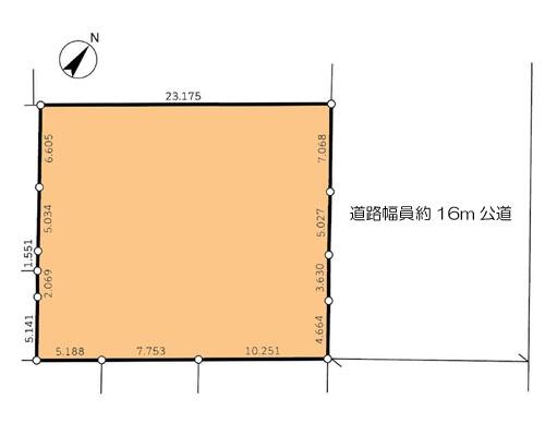 さいたま市見沼区 東武野田線七里駅の売事業用地画像(1)