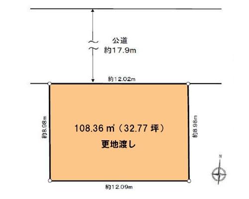 さいたま市南区 JR埼京線武蔵浦和駅の売事業用地画像(1)