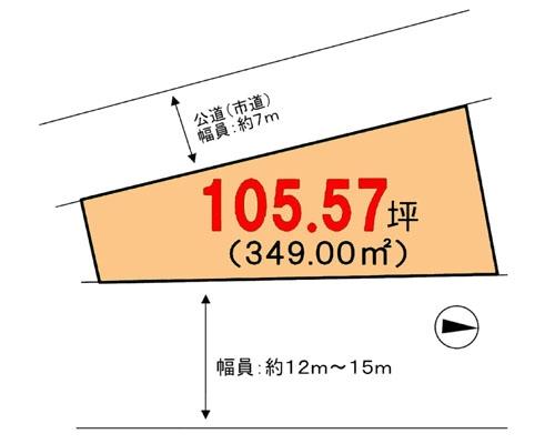 ふじみ野市 東武東上線ふじみ野駅の売事業用地画像(1)