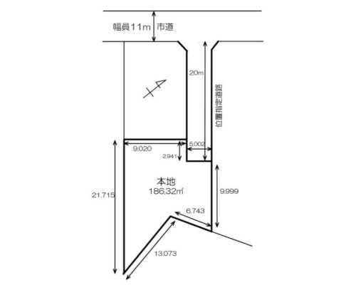 戸田市 JR埼京線北戸田駅の売事業用地画像(1)