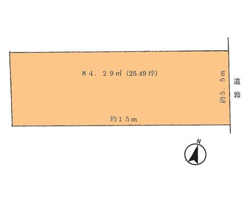 新座市 西武池袋線大泉学園駅の売事業用地画像(1)