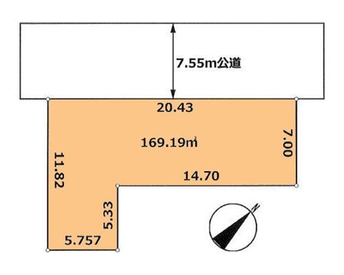 川口市 JR京浜東北線川口駅の売事業用地画像(1)