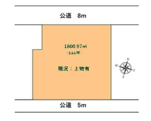 狭山市 西武池袋線入間市駅の売事業用地画像(1)