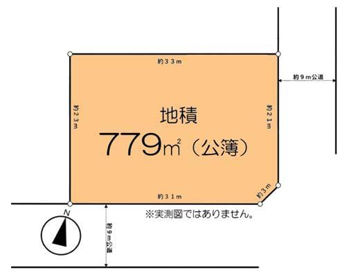 入間市 西武池袋線入間市駅の売事業用地画像(1)
