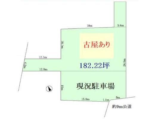 朝霞市 東武東上線朝霞駅の売事業用地画像(1)