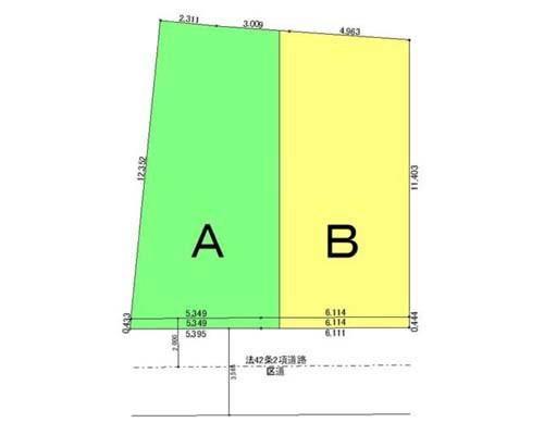 文京区 三田線春日駅の売事業用地画像(1)