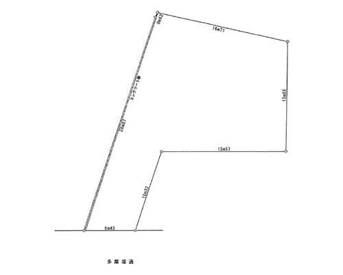 大田区 東急多摩川線鵜の木駅の売事業用地画像(1)
