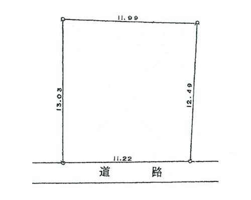 町田市 JR横浜線相原駅の売事業用地画像(1)