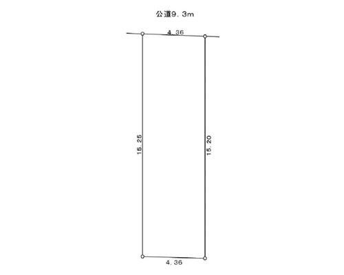 新宿区 有楽町線江戸川橋駅の売事業用地画像(1)