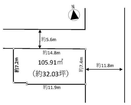 中野区 JR総武線東中野駅の売事業用地画像(1)