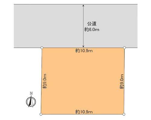 墨田区 都営大江戸線両国駅の売事業用地画像(1)