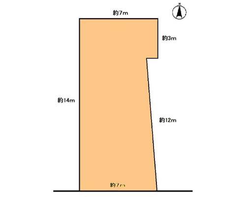 板橋区 東武東上線上板橋駅の売事業用地画像(1)