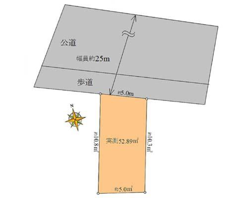 杉並区 丸ノ内線南阿佐ヶ谷駅の売事業用地画像(1)