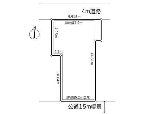 台東区 都営浅草線浅草橋駅の売事業用地画像(1)