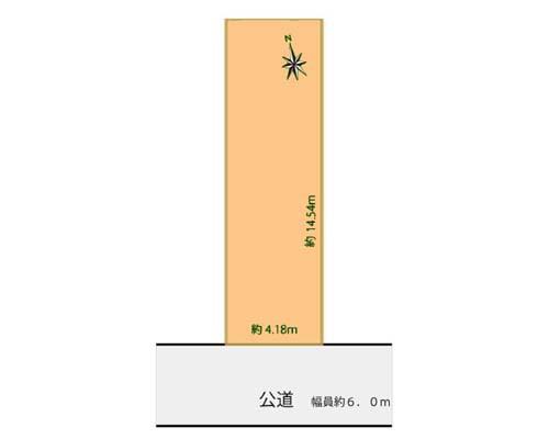 台東区 都営浅草線浅草駅の売事業用地画像(1)