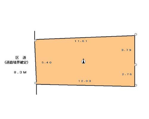 大田区 東急池上線長原駅の売事業用地画像(1)
