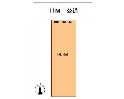 墨田区 新宿線菊川駅の売事業用地画像(1)