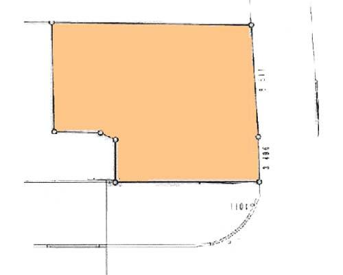 練馬区 西部池袋線大泉学園駅の売事業用地画像(1)