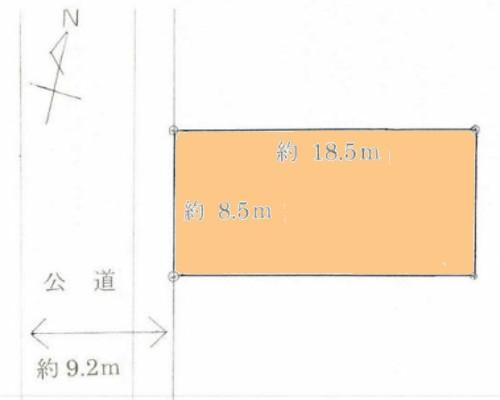 足立区 つくばエクスプレス八潮駅の売事業用地画像(1)