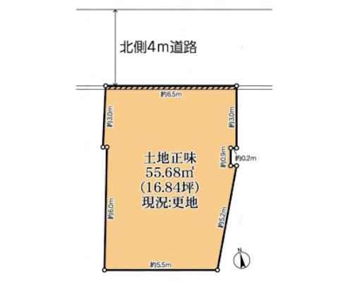 台東区 銀座線上野広小路駅の売事業用地画像(1)