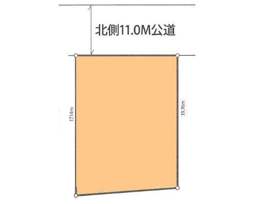 練馬区 西武池袋線大泉学園駅の売事業用地画像(1)
