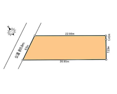 八王子市 JR中央線西八王子駅の売事業用地画像(1)