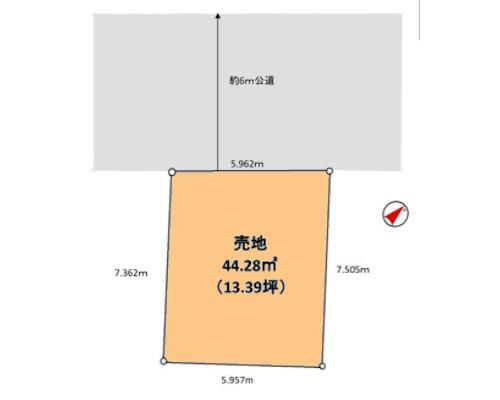 中央区 日比谷線東銀座駅の売事業用地画像(1)