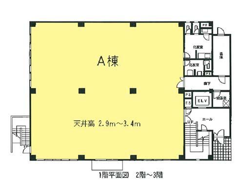 松戸市 北総鉄道松飛台駅の貸工場・貸倉庫画像(1)