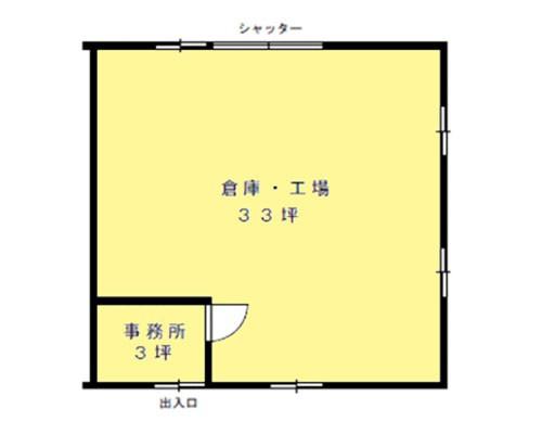 市川市 JR武蔵野線市川大野駅の貸倉庫画像(1)