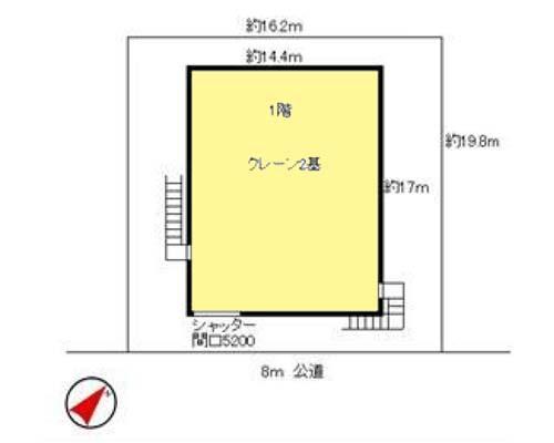 浦安市 東西線浦安駅の貸工場・貸倉庫画像(1)