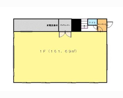 市川市 東京メトロ東西線南行徳駅の貸倉庫画像(1)