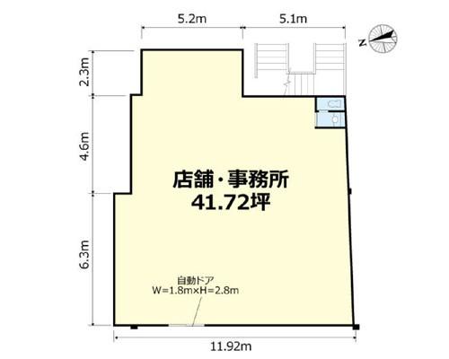 八千代市 東葉高速鉄道八千代中央駅の貸倉庫画像(1)