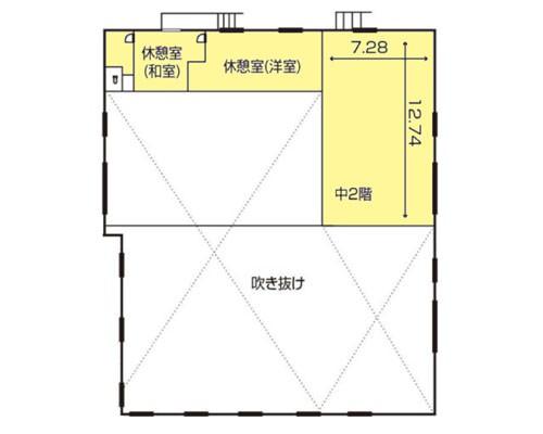 八街市 JR総武本線八街駅の貸倉庫画像(2)