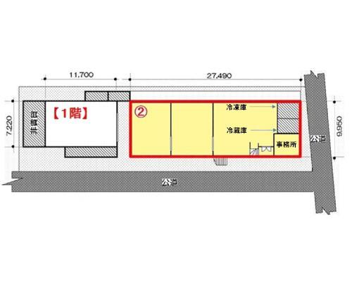 柏市 JR常磐線柏駅の貸倉庫画像(1)