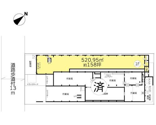 千葉市美浜区 JR京葉線千葉みなと駅の貸倉庫画像(1)