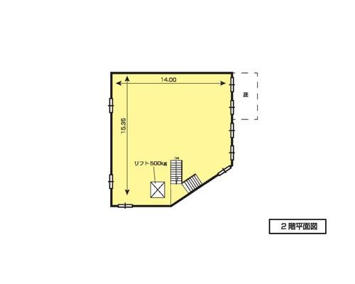 船橋市 京成本線東中山駅の貸倉庫画像(2)