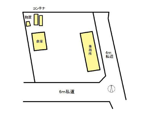 柏市 東武野田線高柳駅の貸倉庫画像(1)