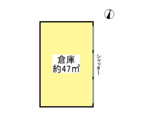 柏市 東武野田線高柳駅の貸倉庫画像(2)