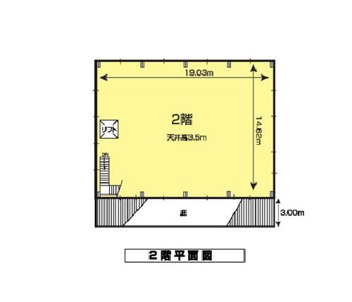 市川市 東京メトロ東西線南行徳駅の貸倉庫画像(2)