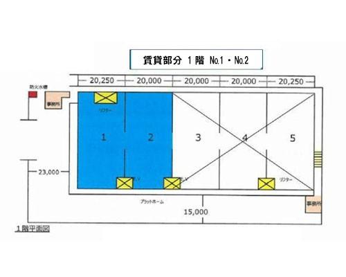 船橋市 JR総武本線船橋駅の貸工場・貸倉庫画像(1)